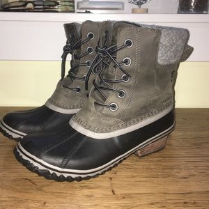 Sorel Slimpack Lace Boot
